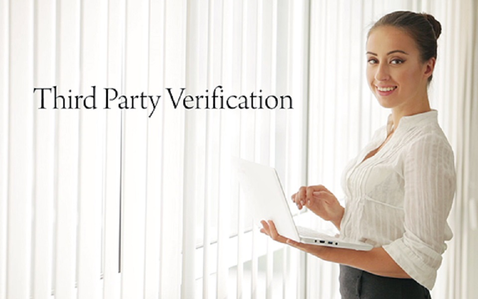 3rd party verification